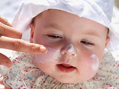 Cách chữa bệnh chàm sữa ở trẻ