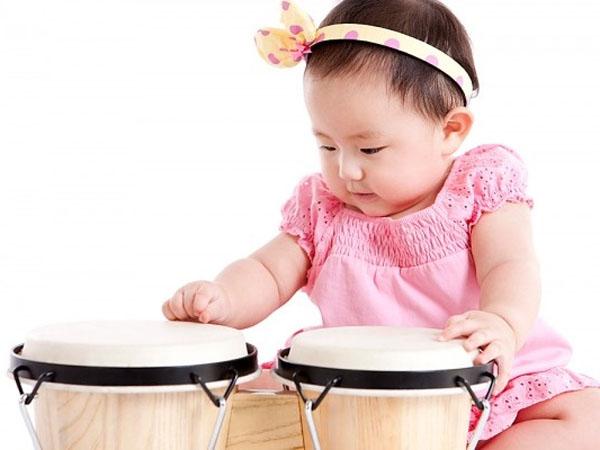 Kết quả hình ảnh cho âm nhạc ảnh hưởng đến đời sống của trẻ